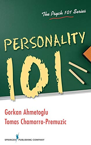 9780826107848: Personality 101 (The Psych 101 Series)