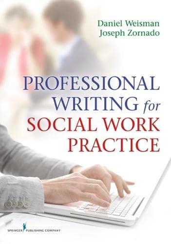 9780826109262: Professional Writing for Social Work Practice