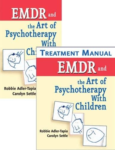 9780826111203: EMDR and the Art of Psychotherapy With Children: Treatment Manual and Text