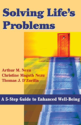 9780826114891: Solving Life's Problems: A 5-Step Guide to Enhanced Well-Being