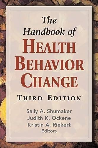 9780826115454: The Handbook of Health Behavior Change, Third Edition