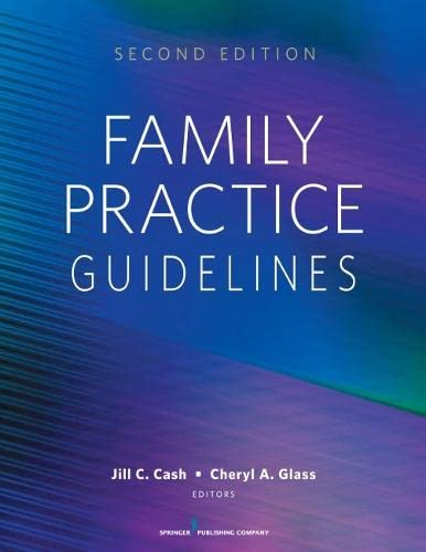 9780826118127: Family Practice Guidelines: Second Edition