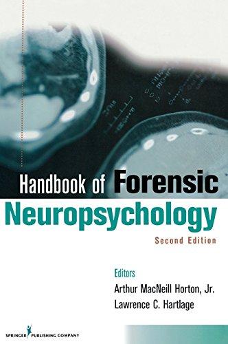 9780826118851: Handbook of Forensic Neuropsychology, Second Edition