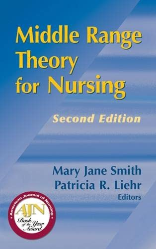 9780826119162: Middle Range Theory for Nursing, Second Edition