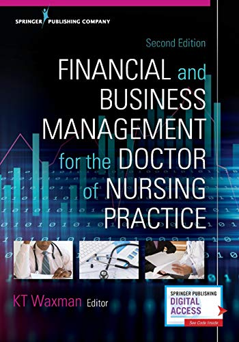 Financial and Business Management for the Doctor: Waxman, KT