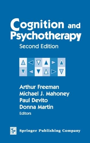 9780826122254: Cognition and Psychotherapy: Second Edition
