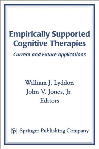 9780826122995: Empirically Supported Cognitive Therapies: Current and Future Applications