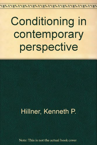 9780826124609: Conditioning in contemporary perspective