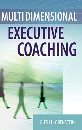 9780826125668: Multidimensional Executive Coaching