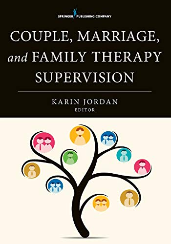 9780826126788: Couple, Marriage, and Family Therapy Supervision
