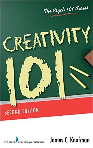 9780826129529: Creativity 101, Second Edition (Psych 101 Series)