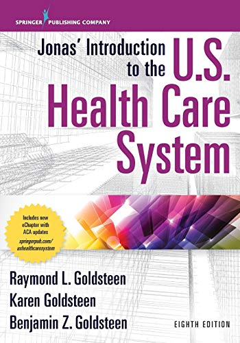 9780826131744: Jonas' Introduction to the U.S. Health Care System, 8th Edition