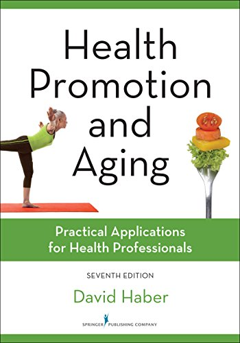 9780826131881: Health Promotion and Aging, Seventh Edition: Practical Applications for Health Professionals
