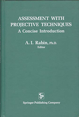 9780826135506: Assessment With Projective Techniques: A Concise Introduction