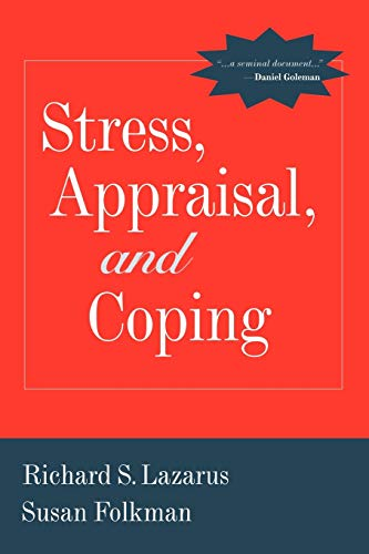9780826141910: Stress, Appraisal, and Coping