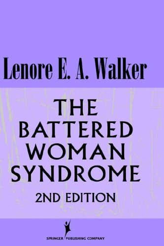 9780826143228: The Battered Woman Syndrome