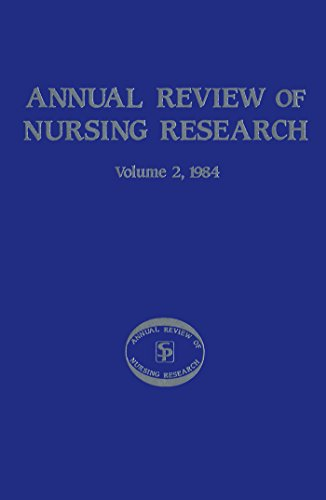Annual Review of Nursing Research, Volume 2,: Joyce J. Fitzpatrick,