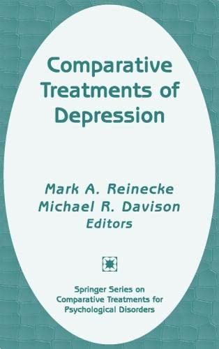 9780826146816: Comparative Treatments of Depression