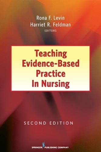 9780826148124: Teaching Evidence-Based Practice in Nursing: Second Edition