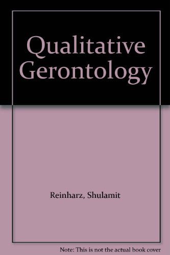 9780826152305: Qualitative Gerontology