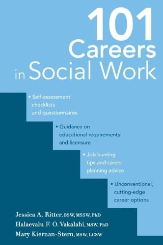 101 Careers in Social Work: Dr. Jessica A.
