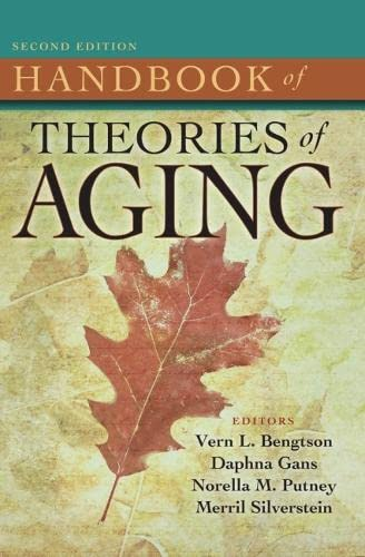 9780826162519: Handbook of Theories of Aging, Second Edition