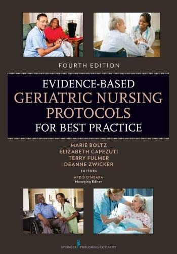 9780826171283: Evidence-Based Geriatric Nursing Protocols for Best Practice: Fourth Edition (SPRINGER SERIES ON GERIATRIC NURSING)