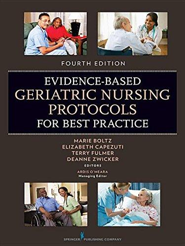 9780826171290: Evidence-Based Geriatric Nursing Protocols for Best Practice