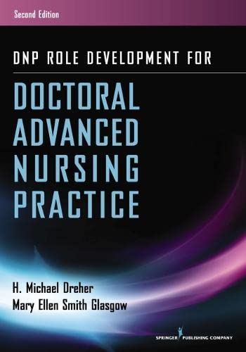 9780826171733: DNP Role Development for Doctoral Advanced