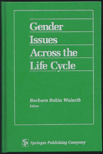 9780826176806: Gender Issues Across the Life Cycle