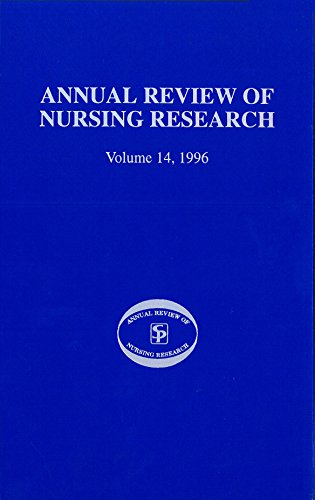 Annual Review of Nursing Research 1996 (Annual Review of Nursing Research): Joyce J. Fitzpatrick, ...