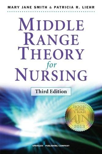 9780826195517: Middle Range Theory for Nursing: Third Edition