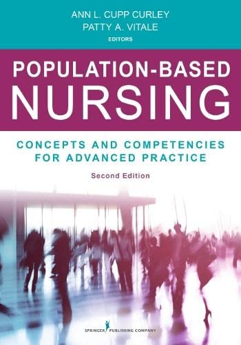 9780826196132: Population-Based Nursing, Second Edition: Concepts and Competencies for Advanced Practice