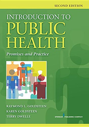 9780826196675: Introduction to Public Health, Second Edition: Promises and Practice