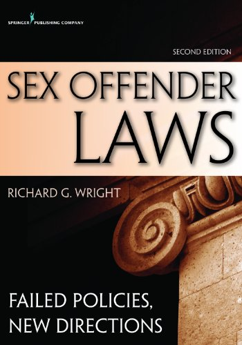9780826196712: Sex Offender Laws, Second Edition: Failed Policies, New Directions