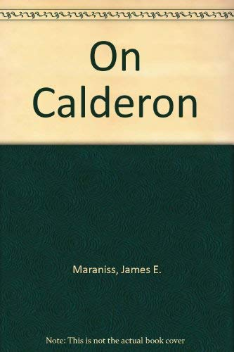 ON CALDERON The Duchesse of Malfi and Commonweal Tragedy
