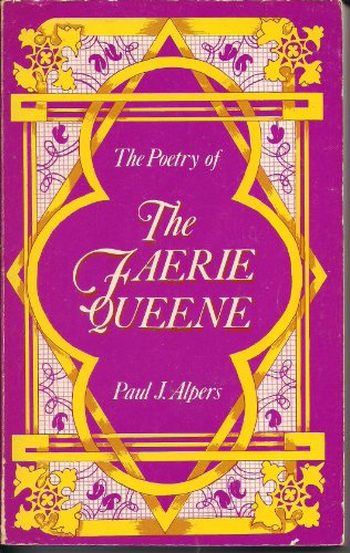 9780826203830: The Poetry of the Faerie Queene