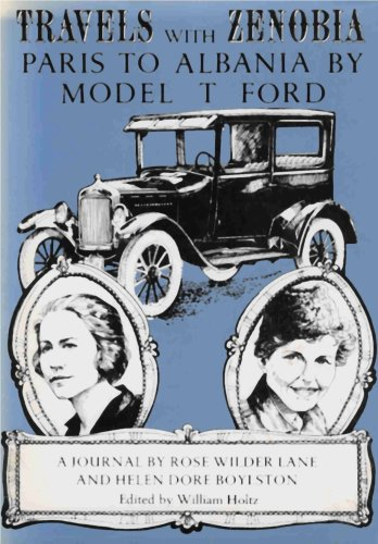 9780826203908: Travels With Zenobia: Paris to Albania by Model t Ford
