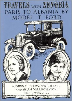 9780826203908: Travels With Zenobia: Paris to Albania by Model T Ford: A Journal