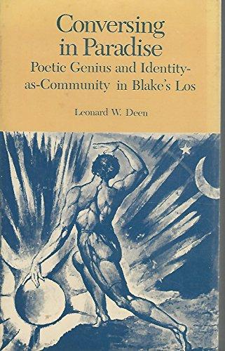 CONVERSING IN PARADISE.: Deen. Leonard W.