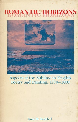 9780826204110: Romantic Horizons: Aspects of the Sublime in English Poetry and Painting, 1770-1850
