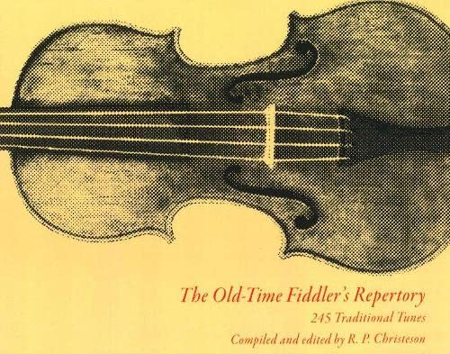 9780826204394: The Old-Time Fiddler's Repertory: 245 Traditional Tunes: v. 1