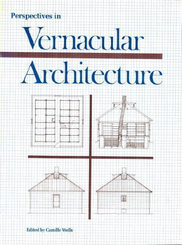 9780826206312: Perspectives in Vernacular Architecture, I