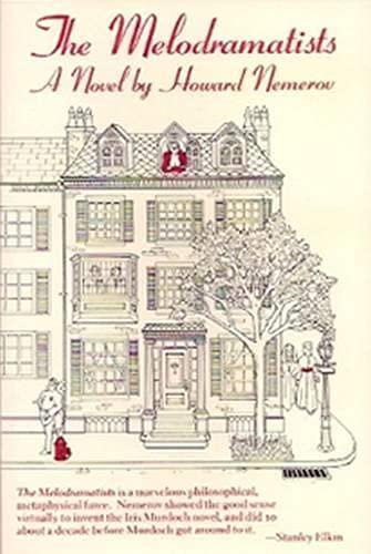 9780826208460: The Melodramatists: A Novel