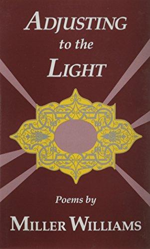 9780826208514: Adjusting to the Light: Poems
