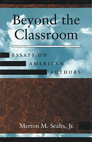 9780826210463: Beyond the Classroom: Essays on American Authors