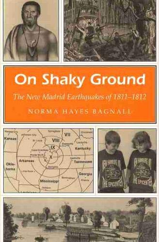 9780826210548: On Shaky Ground: The New Madrid Earthquakes of 1811-1812 (Missouri Heritage Readers)