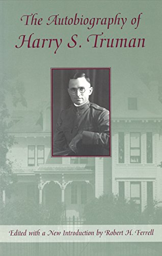 9780826214454: The Autobiography of Harry S. Truman
