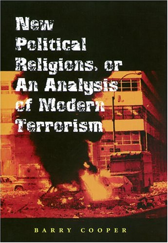 9780826215314: New Political Religions, or an Analysis of Modern Terrorism