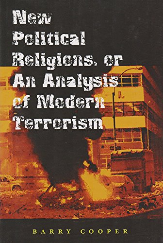 9780826216212: New Political Religions, or an Analysis of Modern Terrorism (The Eric Voegelin Institute Series in Political Philosophy)